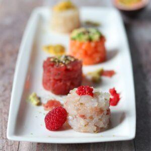 menu pesce san valentino la chef mobile gorizia